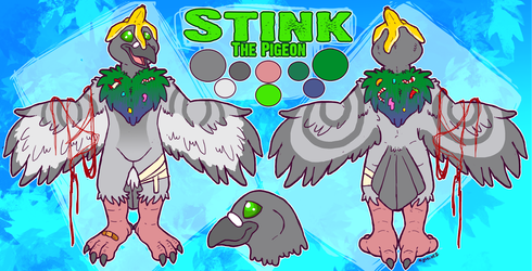 Stink the Pigeon