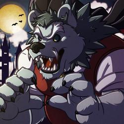 Halloween icon WinterWulf