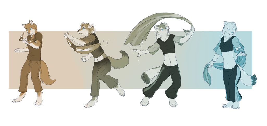 The Veil Guides The Dance (TF Sequence)