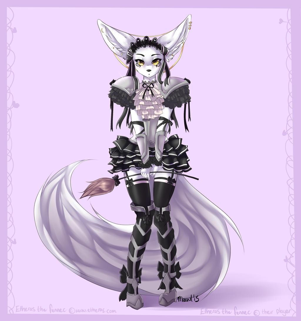 Battlemaid (by Mrawl)