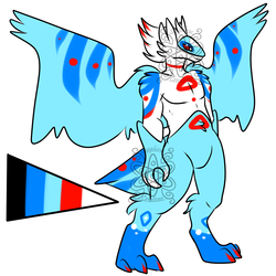 Discolored Latios +Design+ (SOLD)