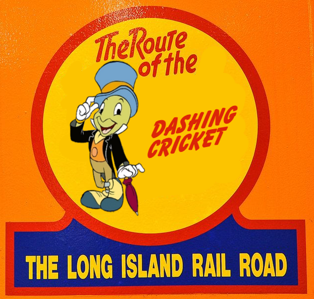 Route of the Dashing Cricket