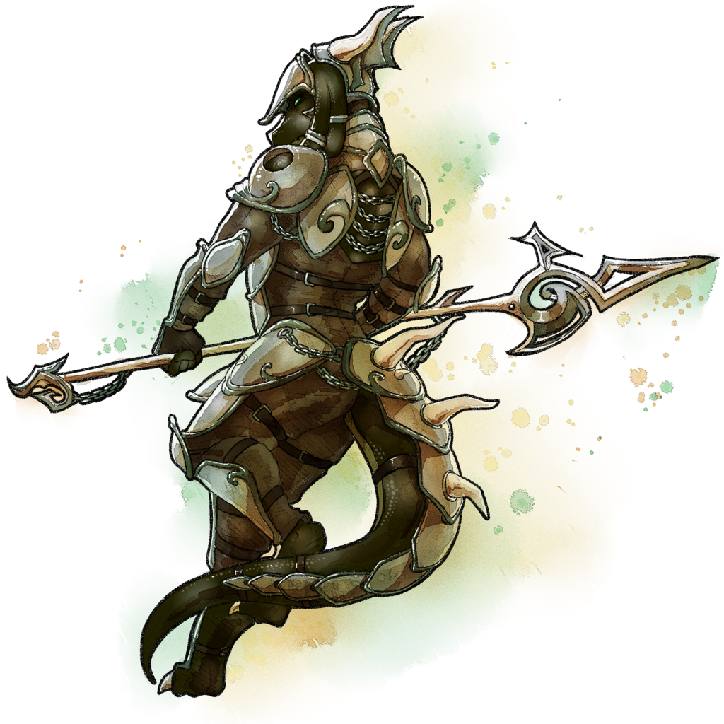 Undaunted Spear (Gavvar)