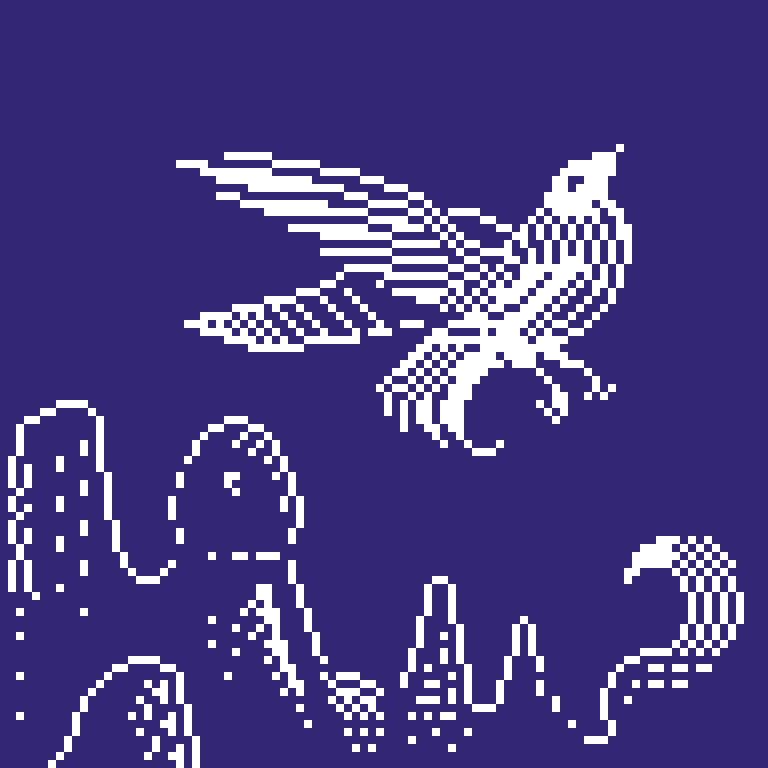Most recent image: Pixel - Deep Blue