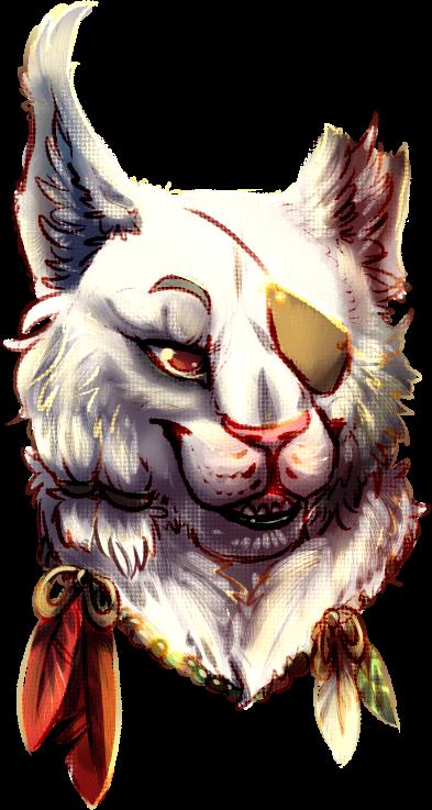 [YCH] Lynx Headshot