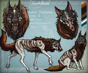 Luner SkyPanda Wolf Adopt ( closed OTA!)