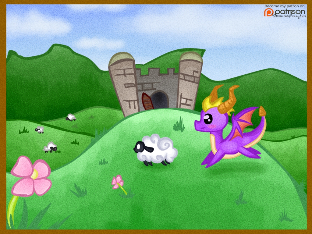 (Spyro the Dragon) Just Like Old Times
