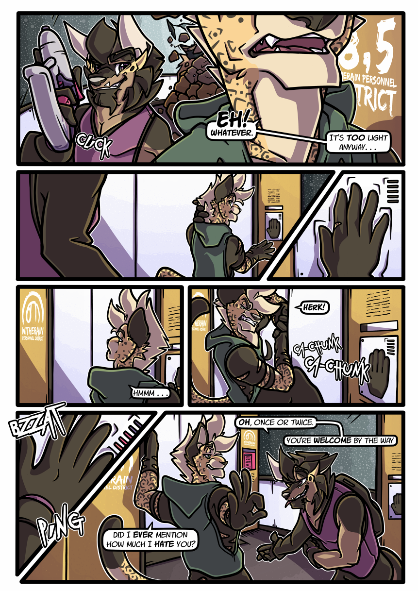 Most recent image: Al-Mora: Page 24