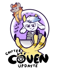Critter Coven Page 15 On Tapastic!!