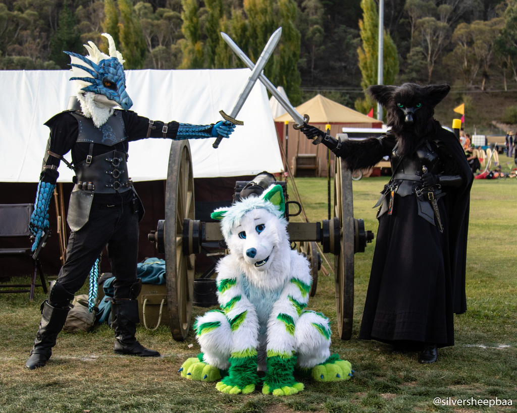 Ironfest 2018: Fox in the Middle