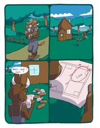 Harvest #30: Priorities [comic]