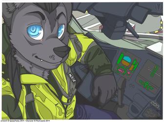 [COM] Aviator (by SpazzyHusky)