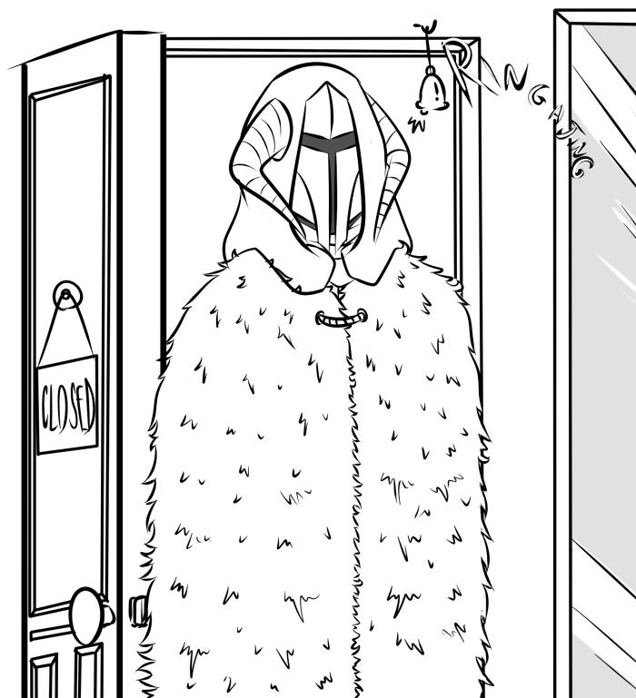 One Foot In The Door