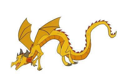chr - american dragon