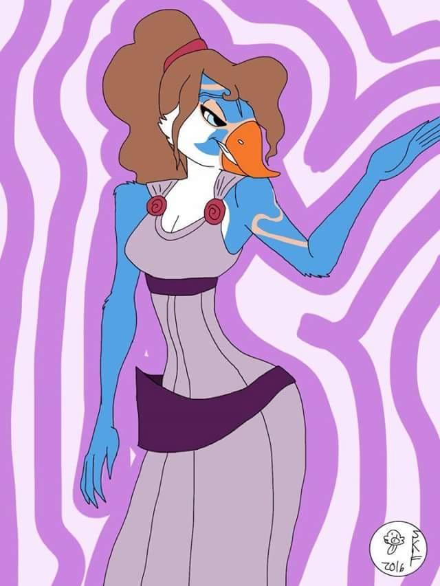 Shawni as Megera