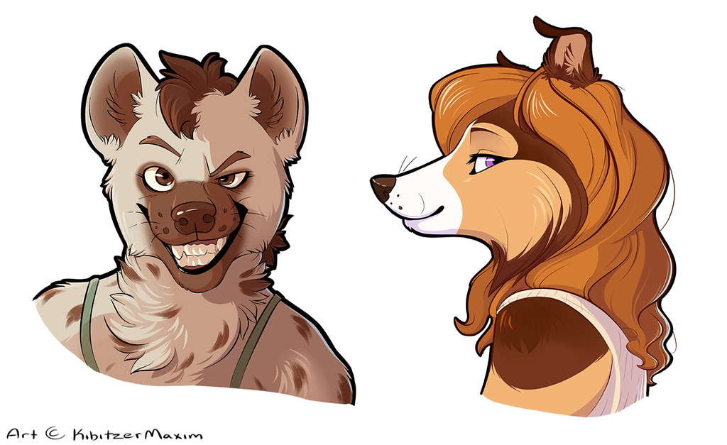 Headbusts for Scratchkitty
