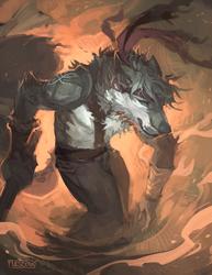 Iron artist 015: Odin