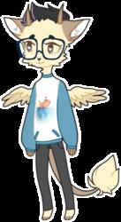 [Fursona] Simpurr: CatFish Sweater