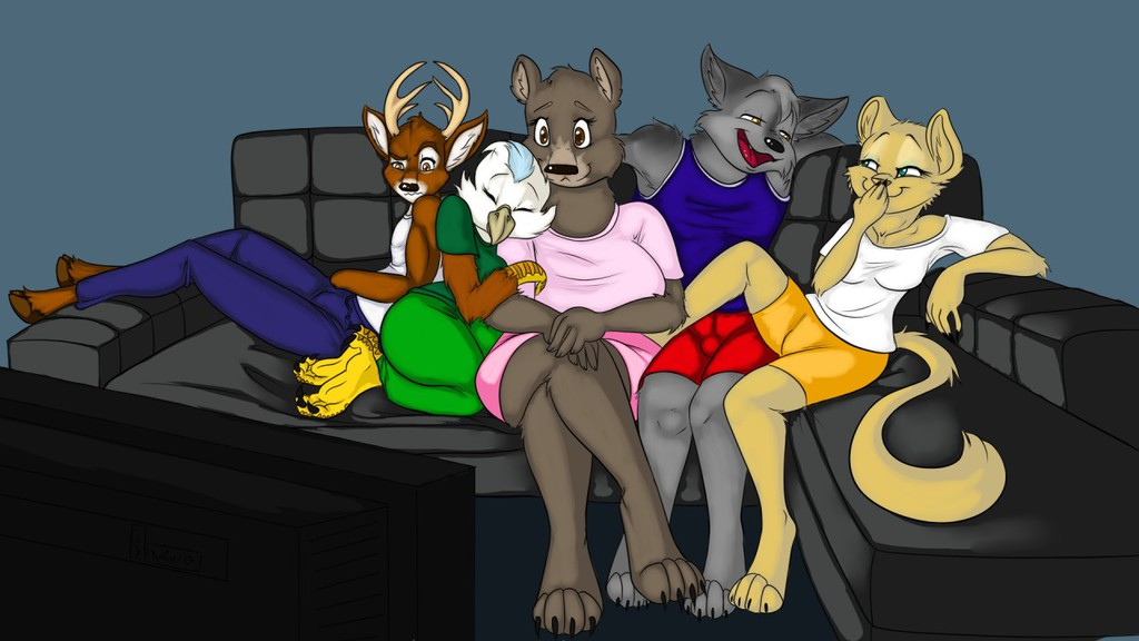 Most recent image: Slumber Party