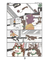 Dog Days - Page 2