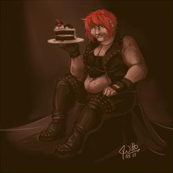 This Punk Loves Cake