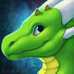 [Commission] Draggu Portrait