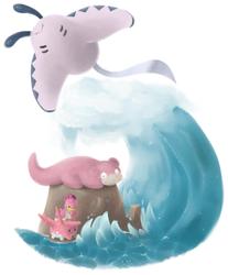 Pokemon Daily 4: Water