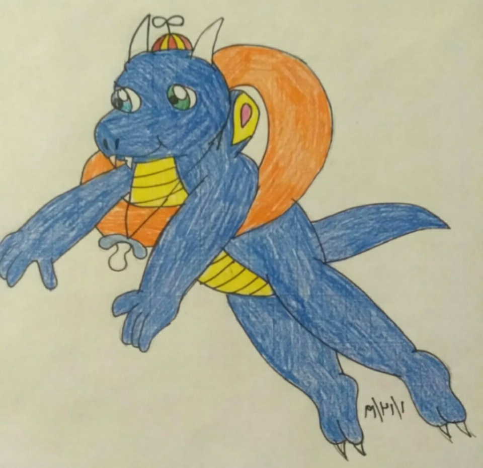 Inner Tube Propeller Beanie Icarus Cobra-Dragon