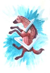 2020 01 Hyena
