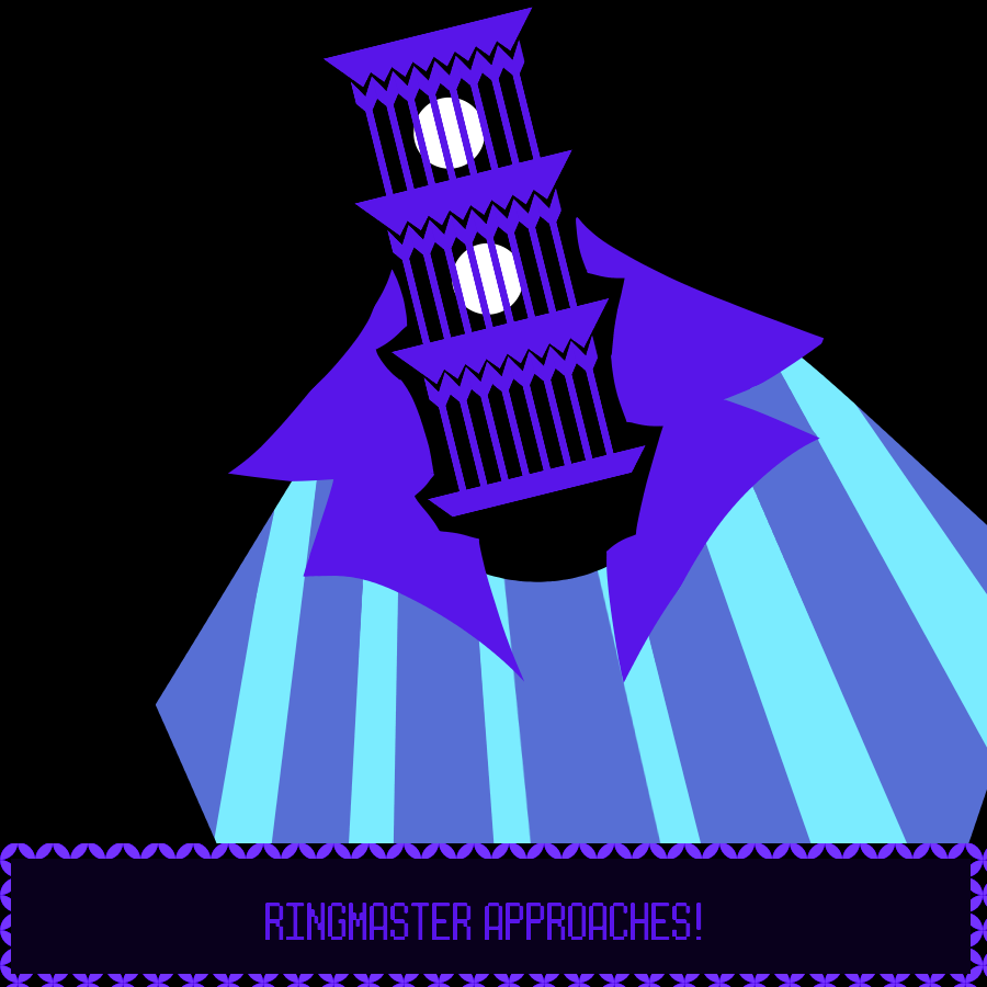 Most recent image: The Ringmaster