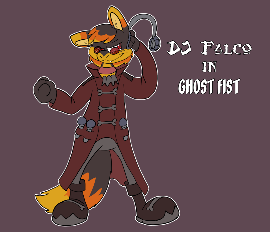 Project Mascot: DJ Falco