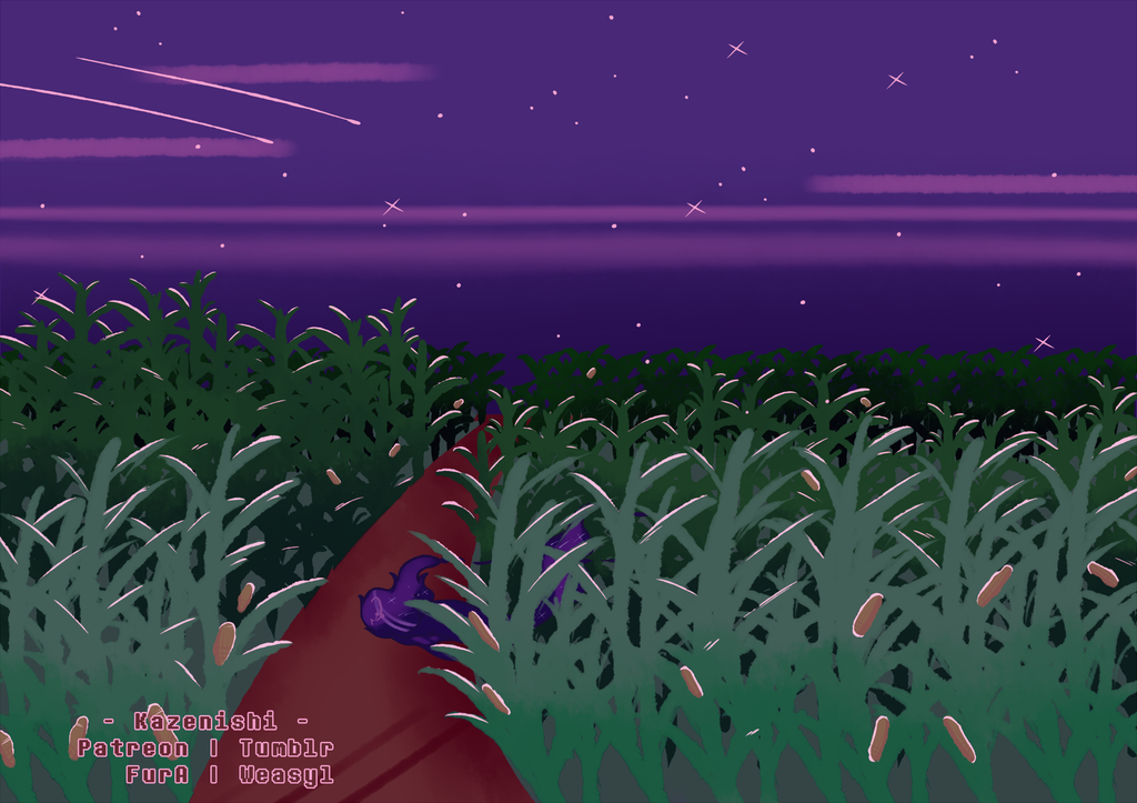 Day25 - Corn Field