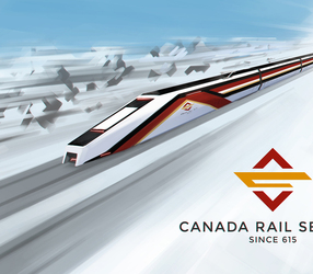 Canada Rail Service K45