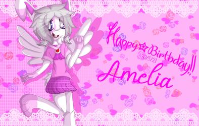 Amelia's Birthday