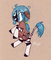 Frazzled Mylo