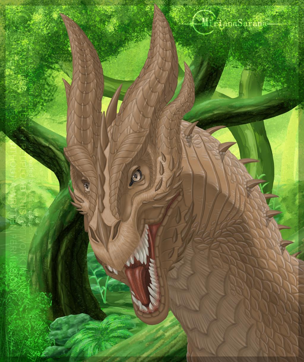 Most recent image: MirianaSarana - Fantasy - Dragon