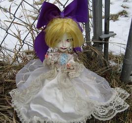 OoAK Celes Chere doll 05