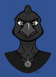 Tognas Bust