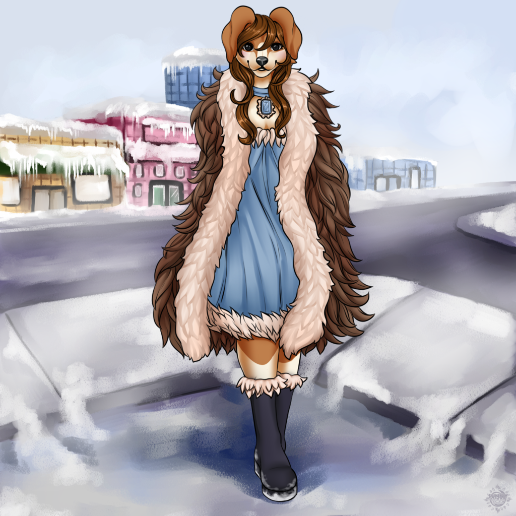 Fashionable Winter