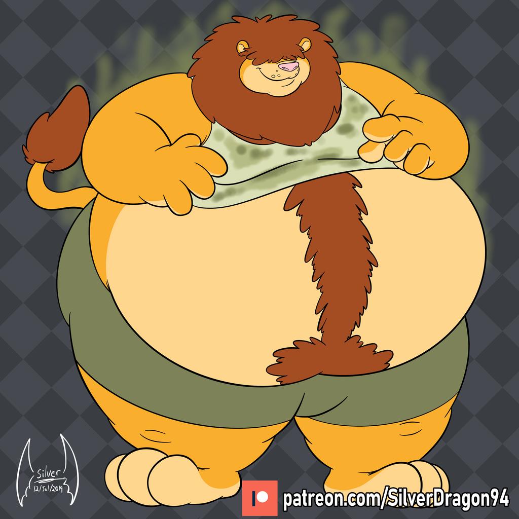 [PATREON] Vinny the slob lion