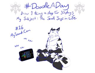 [Doodle a Day] Day 26