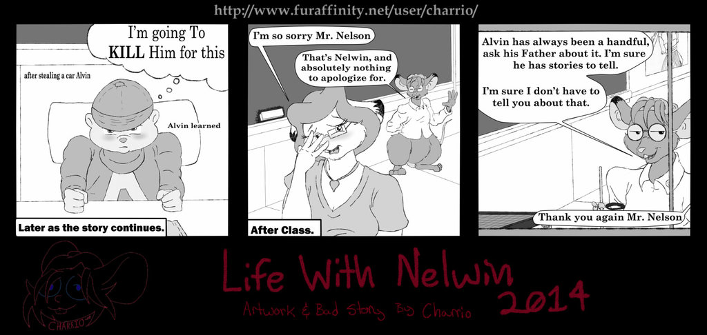 Featured image: LifeWithNelwin, Alvin VS Nelwin 07