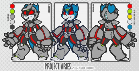[RS] - PROJECT ARIES