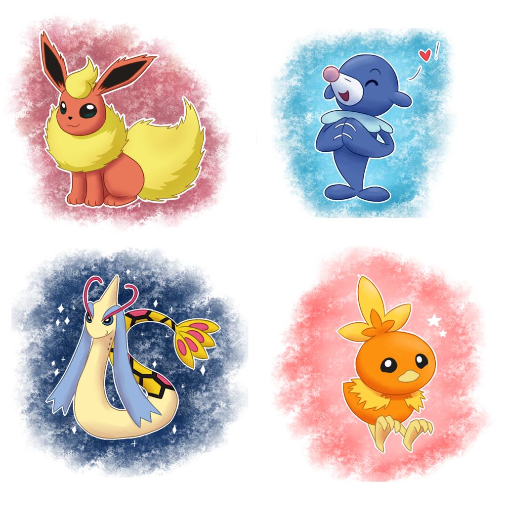 Pokémon Mix