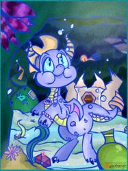 (Spyro the Dragon) Seashell Shores