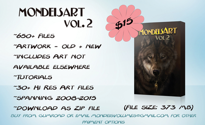 MondeisArt Vol. 2 - Order Now!