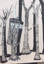 Trees and TARDIS