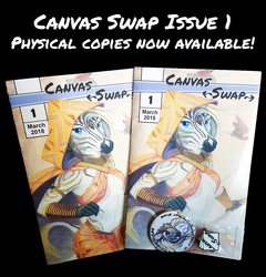 CSZ Issue 1 - Physical Copies for Sale!