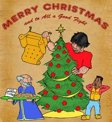 Merry Christmas from FG llc