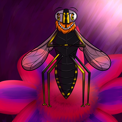 [P]Hoverfly Girl